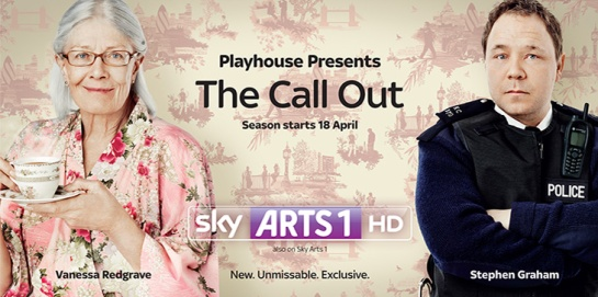 10542 Playhouse - HDD Call Out HD48 JC Decaux 48 Sheet 2990x6050